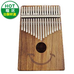 微笑相思木(單板)卡林巴琴 拇指琴 KALIMBA