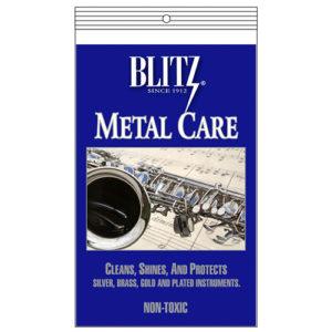 BLITZ金屬保養布(拭銀布)