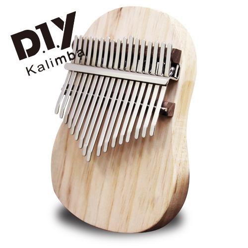 拇指琴-卡林巴-DIY 台灣製卡林巴琴 (不倒翁款)