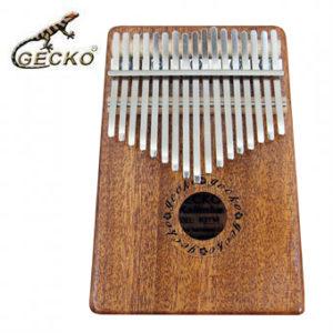 GECKO-K17M 桃花心木(單板) 【贈台灣製軟盒】