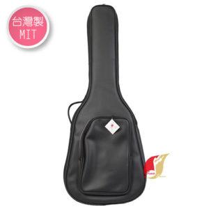 台灣製民謠吉他軟盒 case