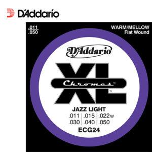 電吉他弦 D'Addario ECG24
