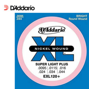 電吉他弦 D'Addario EXL120+