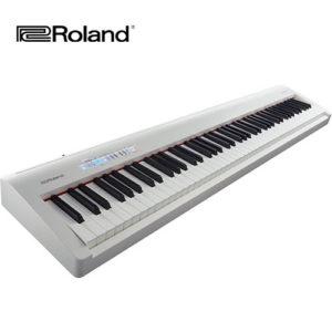 電鋼琴 Roland FP30 白色 (不含腳架組)