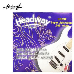 電吉他弦 Headway HD09E
