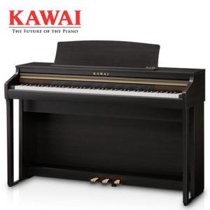 數位電鋼琴 木質琴鍵KAWAI CA48 (原木)
