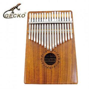 GECKO-K17K 相思木(單板) 【贈台灣製軟盒】