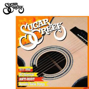 木吉他弦 SugarCreek SC 11-52 磷青銅