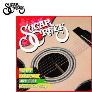 木吉他弦 SugarCreek SC 12-53 黃銅