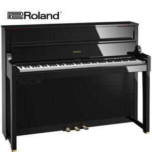 Roland LX-17 數位鋼琴 (黑)