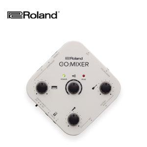 ROLAND GO:MIXER 音訊混音器