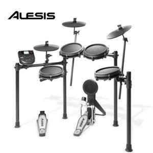 超高CP值初階電子鼓ALESIS Nitro Mesh Kit(網狀電子鼓)