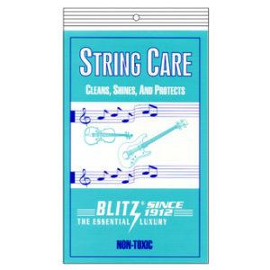 BLITZ string care cloth琴弦保養布