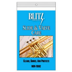BLITZ Slide and valve care cloth滑管活塞清潔布
