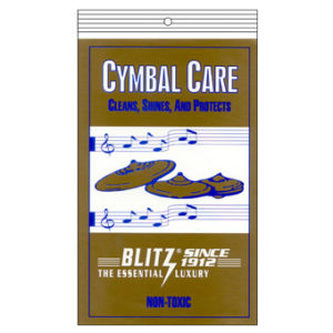 BLITZ Cymbal care cloth銅鈸保養布