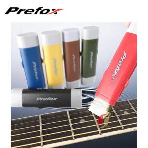 吉他保養組-Prefox弦油棒含除鏽刷
