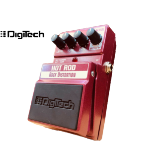 Digitech-HotRod破音效果器