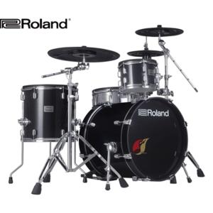 Roland超真實擬木製鼓身電子鼓V-DrumsVAD 503