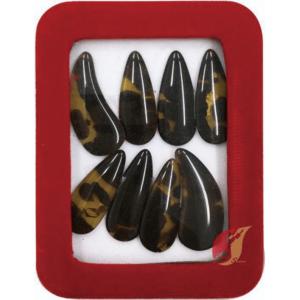 古箏義甲 高級盒裝 (大、中、小)