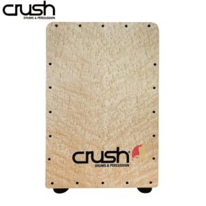 CRUSH 鳥眼楓木 木箱鼓附贈台灣製專用木箱鼓雙背袋