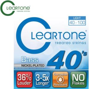 Cleartone 40-100 電貝斯弦 鎳弦 6440