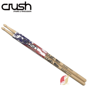 鼓棒 美國CRUSH 5AS 胡桃木