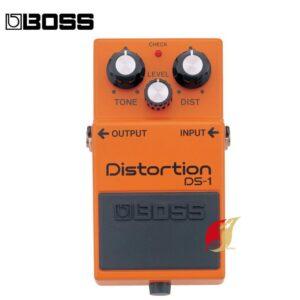 BOSS-DS-1 破音效果器