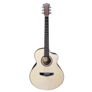 Deviser LS-120N-40 40吋 雲杉木合板 木吉他