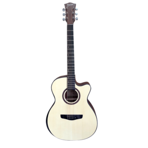 Deviser LS-560-40 40吋 雲杉木合板 木吉他