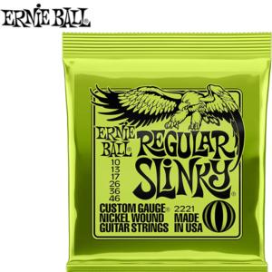 電吉他弦 老鷹 Ernie Ball 2221 (10-46)