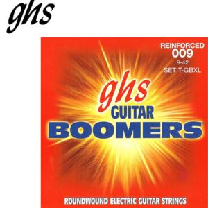 ghs 電吉他弦 SET T-GBXL(09-42)