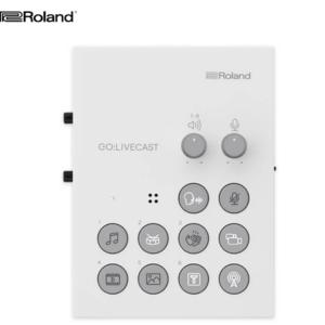 ROLAND GO LIVECAST 直播錄音切換混音器