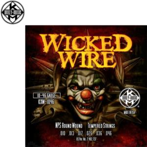電吉他弦 KERLY KXW-1046 冰火弦 Wicked Wire系列
