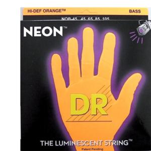貝斯弦 螢光系列 DR NGB-45 NOB-45 45-105