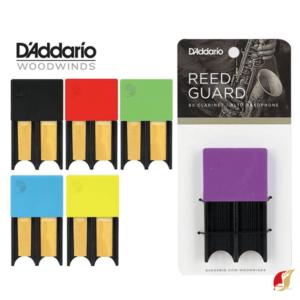 D'Addario Rico 竹片夾 中音薩克斯風 黑管適用