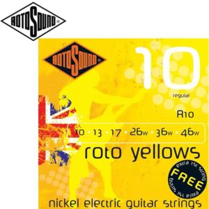 英國 ROTOSOUND R10 電吉他弦 (10-46)