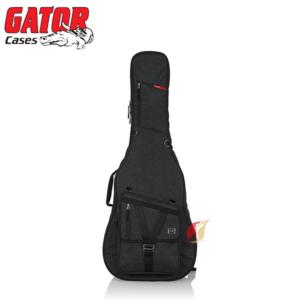 Gator case GT-ACOUSTIC-BLK 民謠吉他軟盒