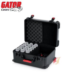 Gator case GTSA-MIC15 15支麥克風箱