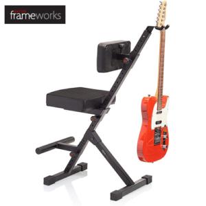 Gator Frameworks 吉他表演座椅掛架 GFW-GTR-SEATDLX
