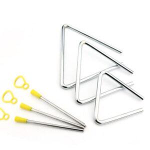 OPPA 三角鐵 7吋 奧福打擊樂器 兒童樂器