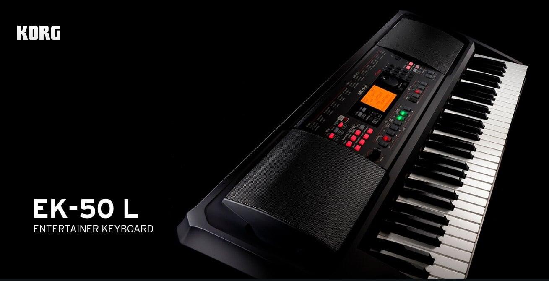 KORG EK-50L Limitless 61鍵 編曲自動伴奏琴 電子琴