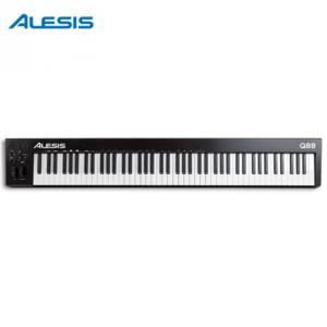 ALESIS Q88 MKII 主控鍵盤 半配重88鍵創作鍵盤