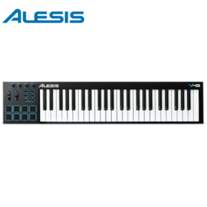 ALESIS V49 主控鍵盤 49鍵 USB-MIDI 鍵盤控制器