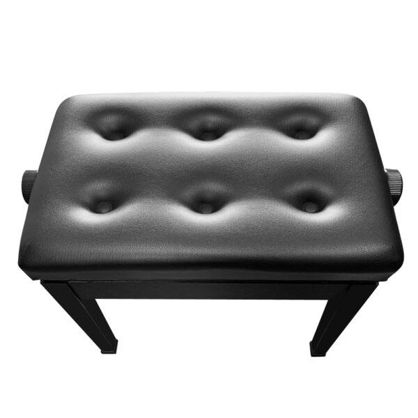 高級升降椅(黑色) 鋼琴專用升降琴椅 鋼琴亮漆